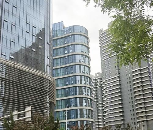 安宁中汇广场防水项目