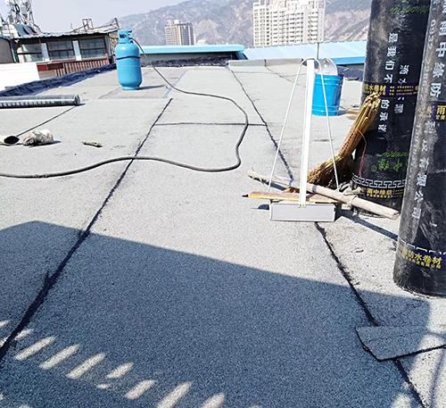 兰州屋顶防水修补