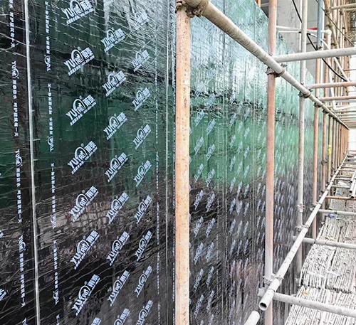 兰州外墙补漏防水