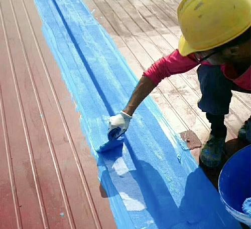 彩钢屋面防水处理