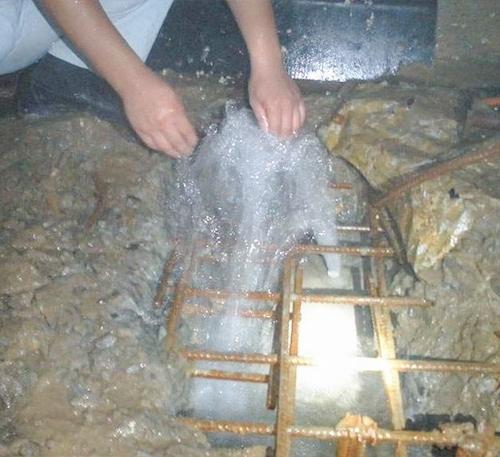 兰州高压注浆防水堵漏