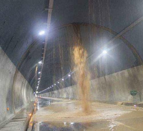 地铁隧道防水堵漏