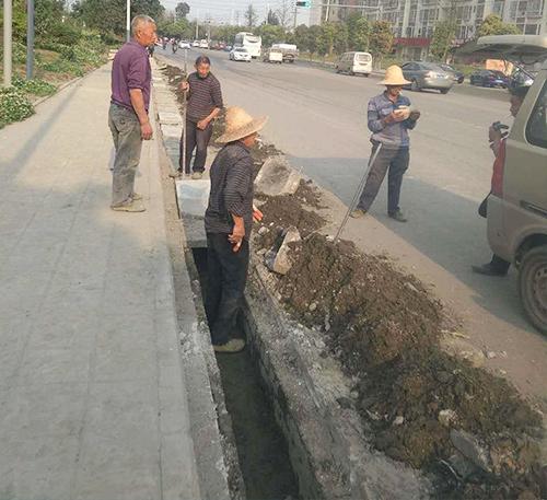 花池绿化带防水