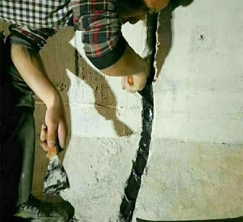 裂缝伸缩缝防水处理