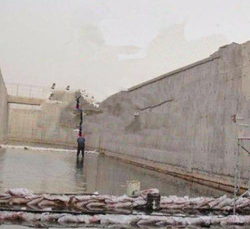 兰州水池堵漏防水