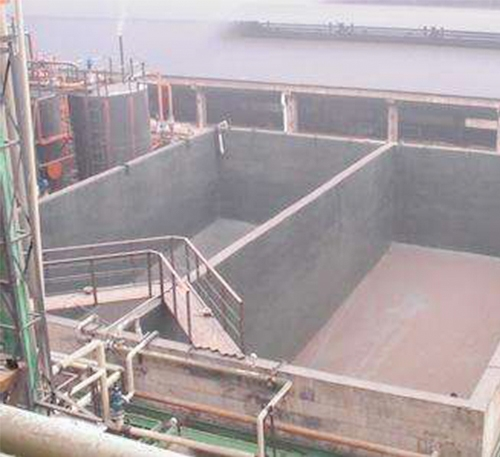甘肃水池防水
