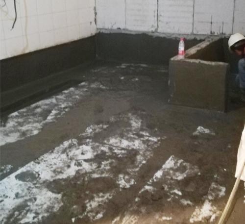 餐厅后厨防水堵漏