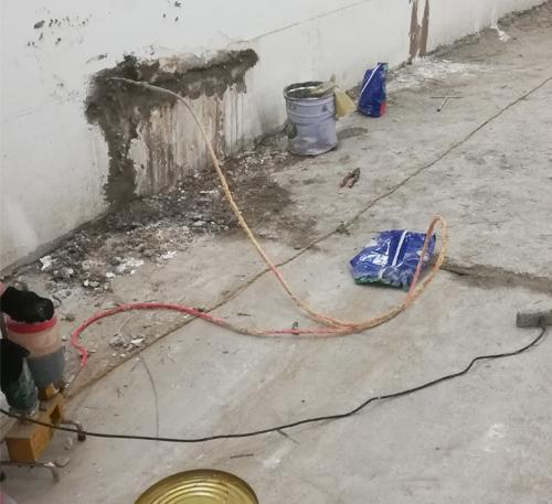 兰州车库防水补漏工程